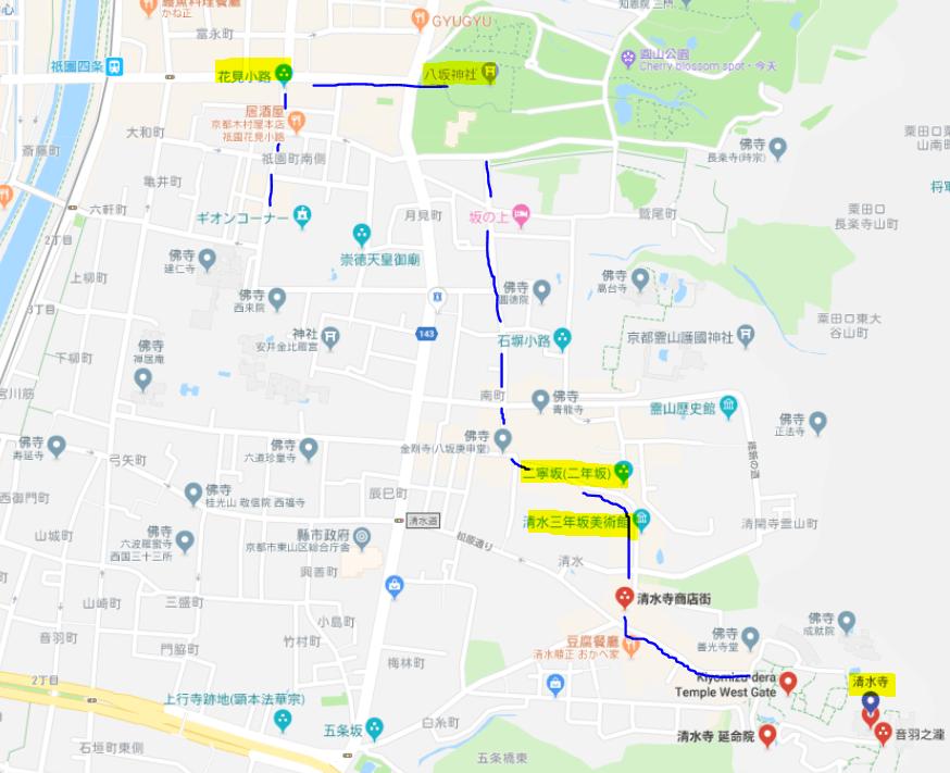 img 6986 - 京都景點, 京都自由行, 清水寺, 音羽山