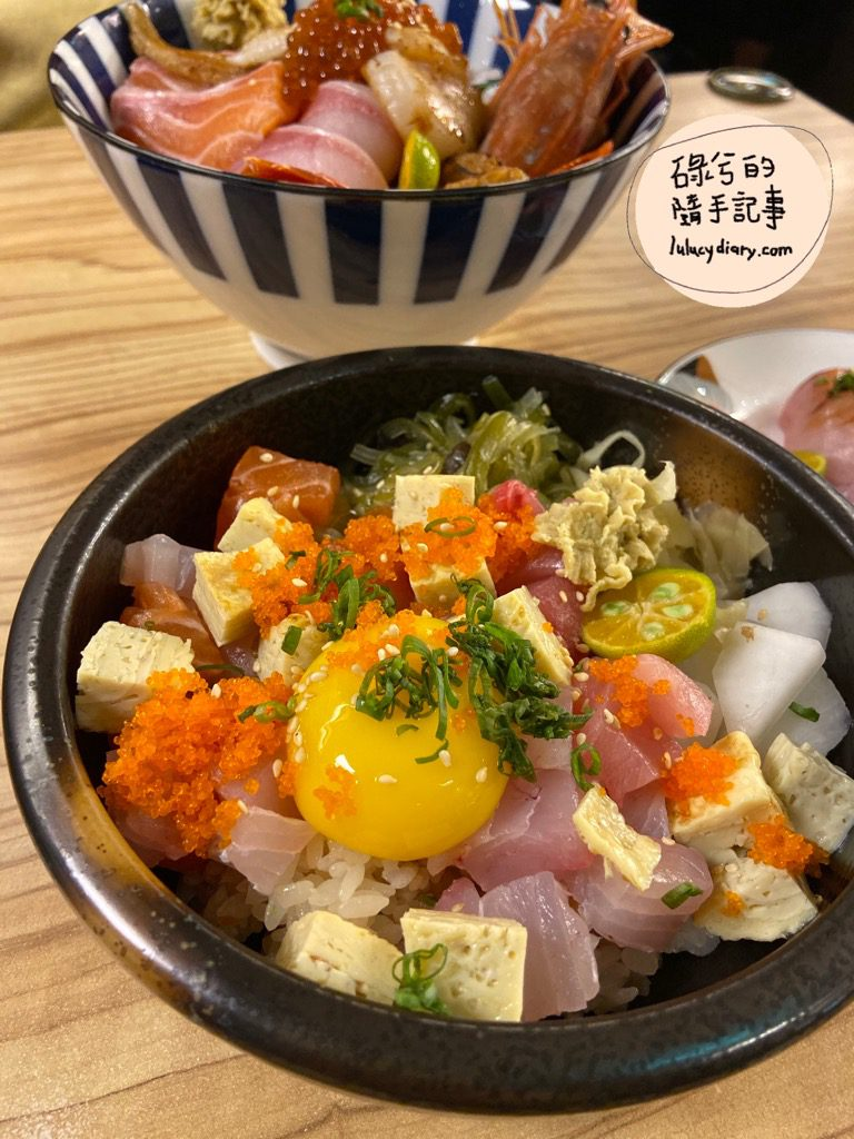 IMG 9851 2 - 五漁村丼飯屋, 台北高cp海鮮丼, 西湖 丼飯, 高cp海鮮丼