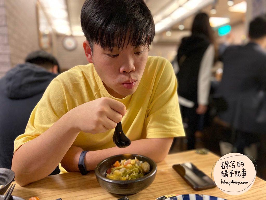 IMG 9871 2 - 五漁村丼飯屋, 台北高cp海鮮丼, 西湖 丼飯, 高cp海鮮丼