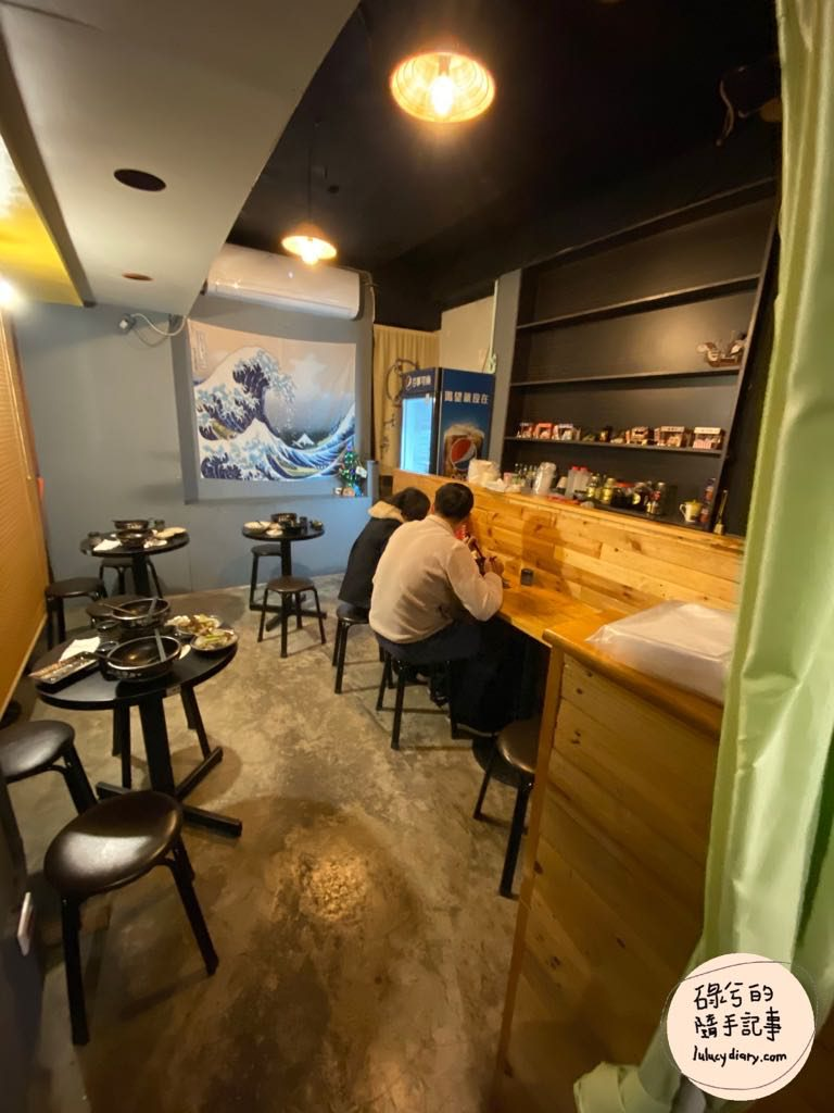 IMG 9992 2 - 行天宮 烏龍麵, 行天宮日式小店, 跩蝦麵, 跩蝦麵屋台