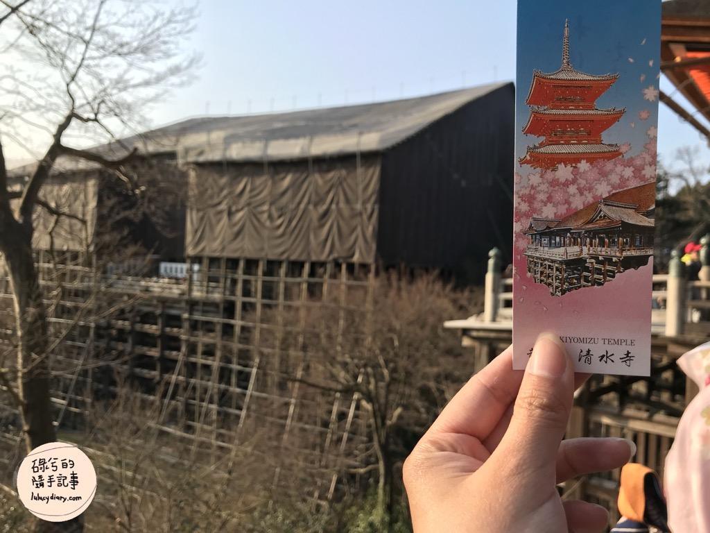 kiyomizudera 0002 - 京都景點, 京都自由行, 清水寺, 音羽山