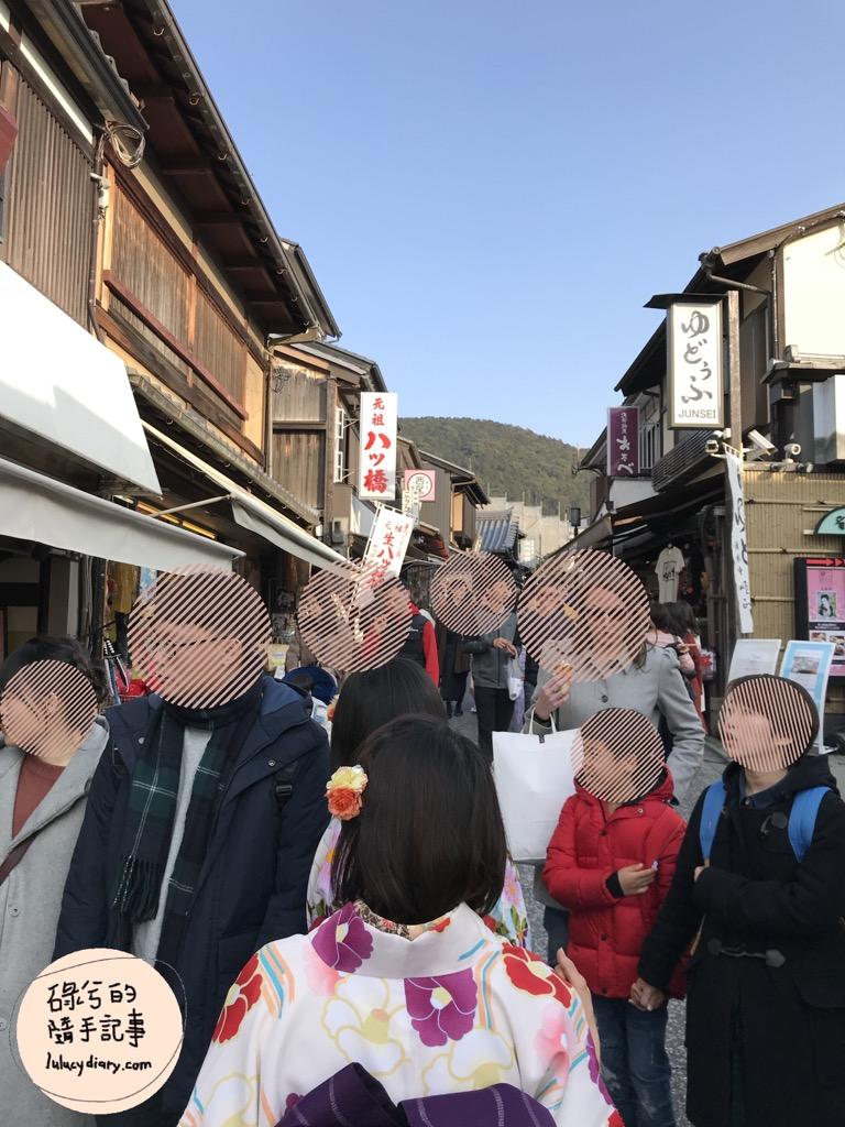 kiyomizudera 0004 - 京都景點, 京都自由行, 清水寺, 音羽山