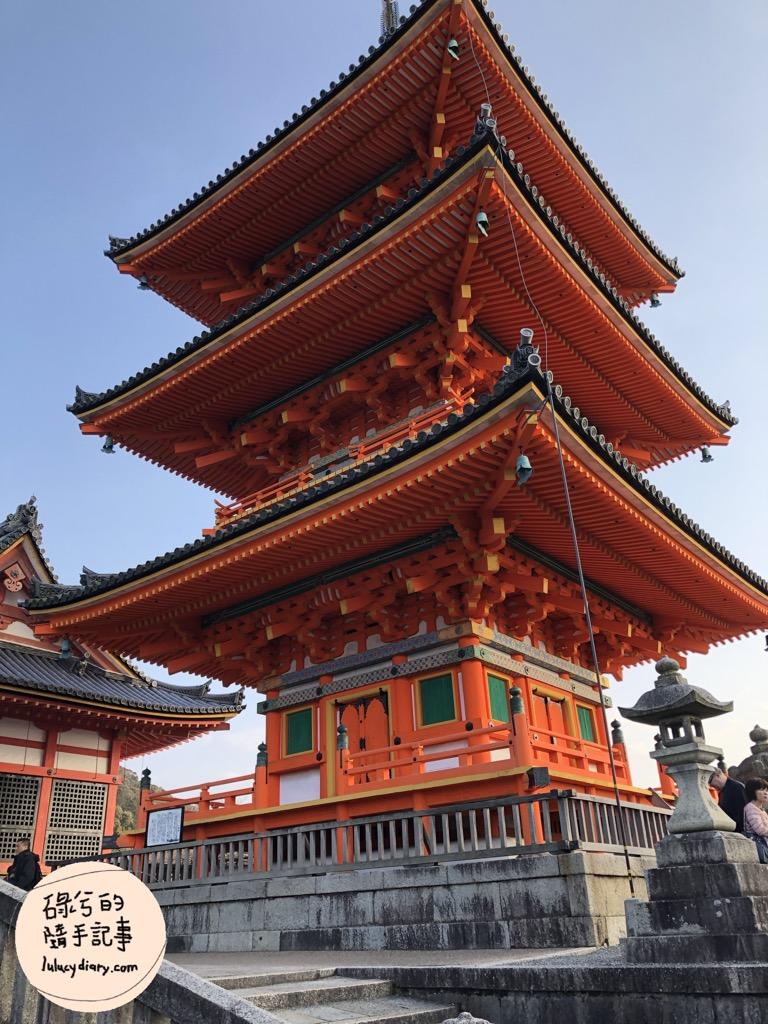 kiyomizudera 0006 - 京都景點, 京都自由行, 清水寺, 音羽山
